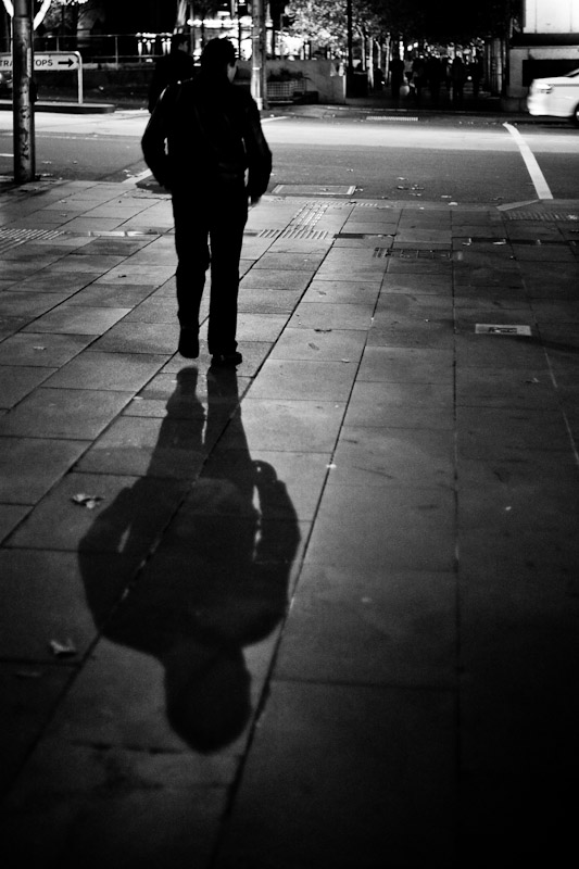 Image result for man with shadow