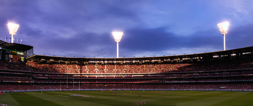 Anzac Day MCG