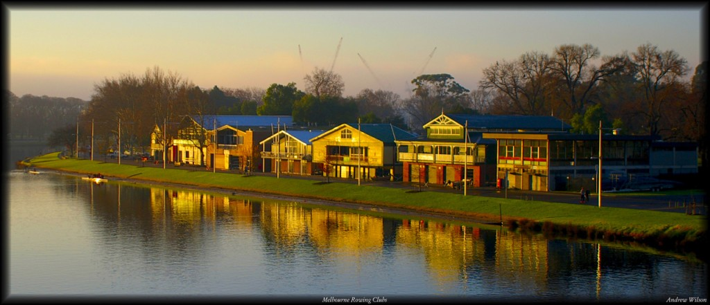 Melbourne Rowing Clubs